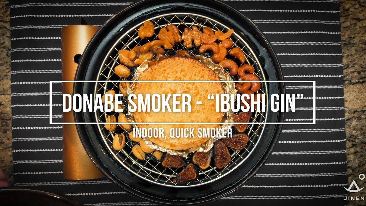 Donabe Smoker   Ibushi Gin   Steam recipes, Donabe, Yummy food