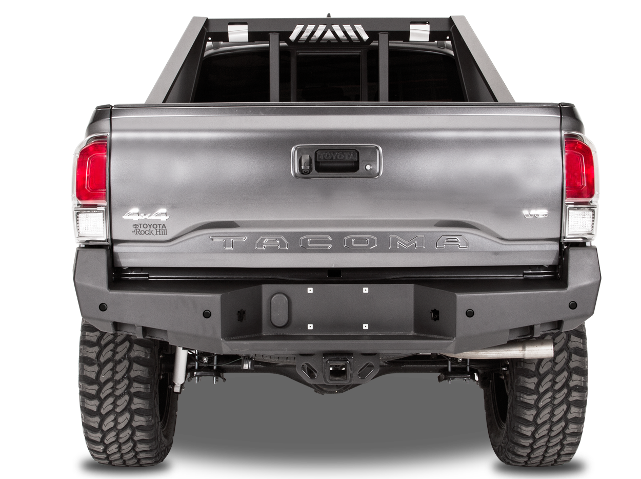 Premium rear bumper fab fours