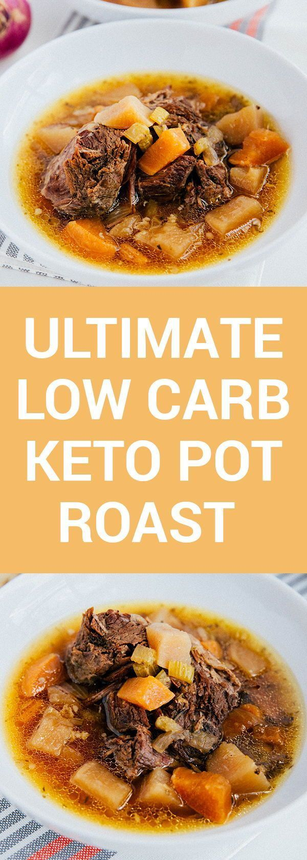Ultimate Low-Carb Keto Pot Roast