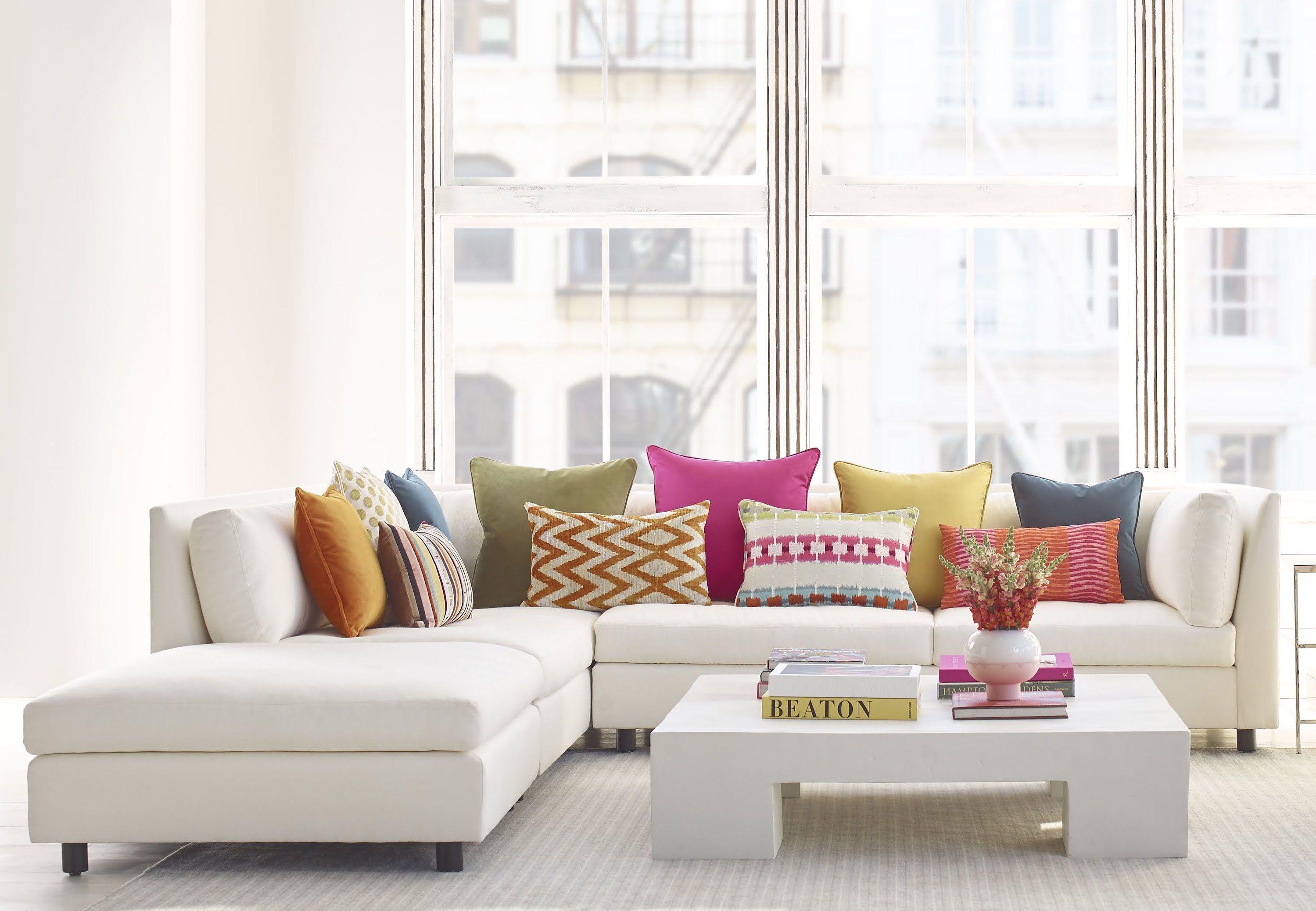 Franco Left Sectional Sofa Furniture