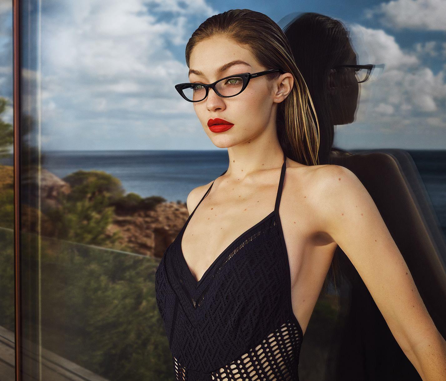 001ac50dc6 Gigi Hadid For Vogue Shoot