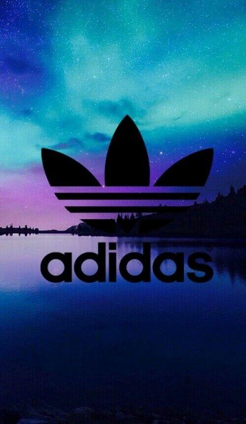 Galaxy Adidas Walaper Adidas Iphone Wallpaper Adidas Logo Wallpapers Adidas Wallpaper Iphone Background galaxy adidas wallpaper