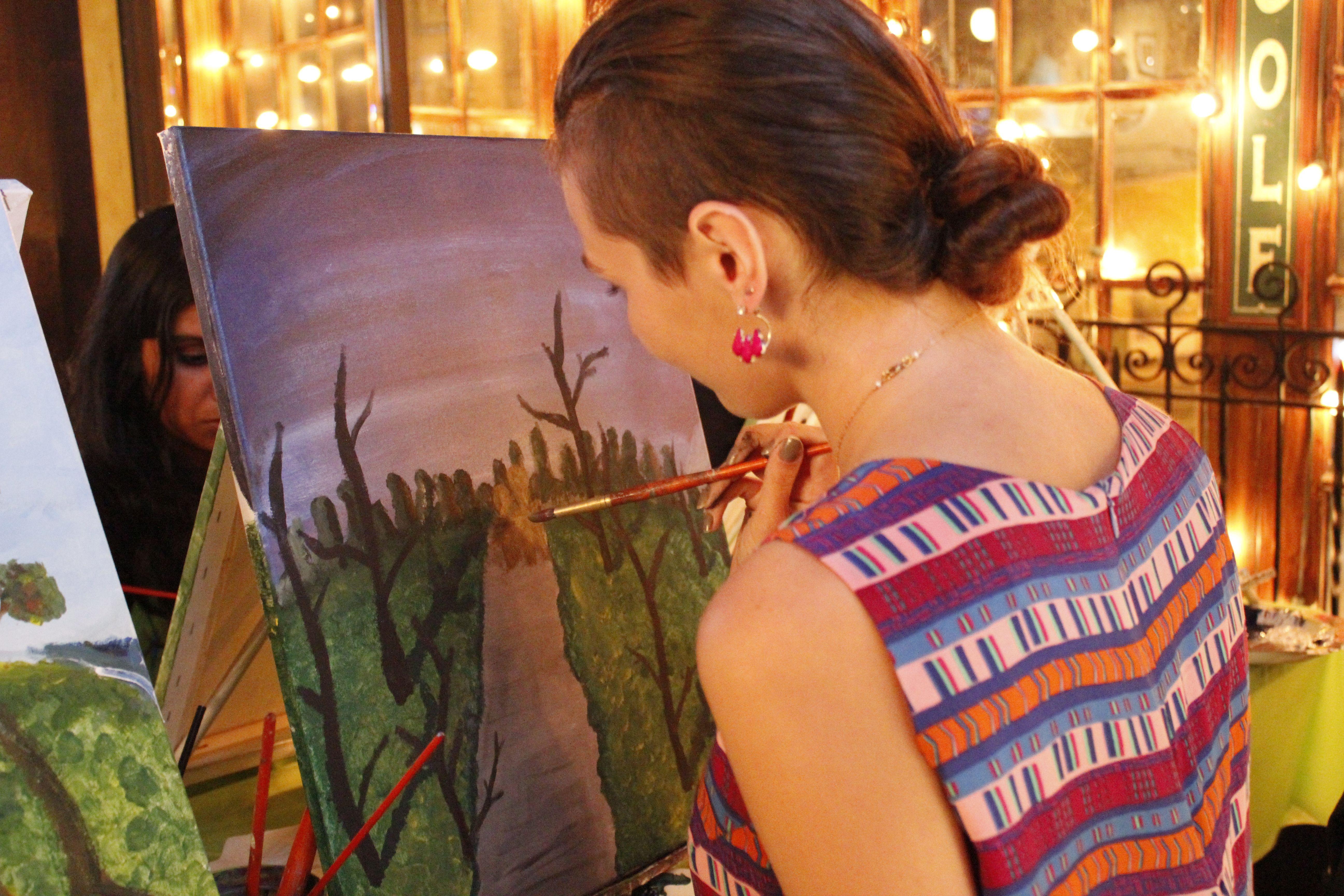 Paint Nite DC