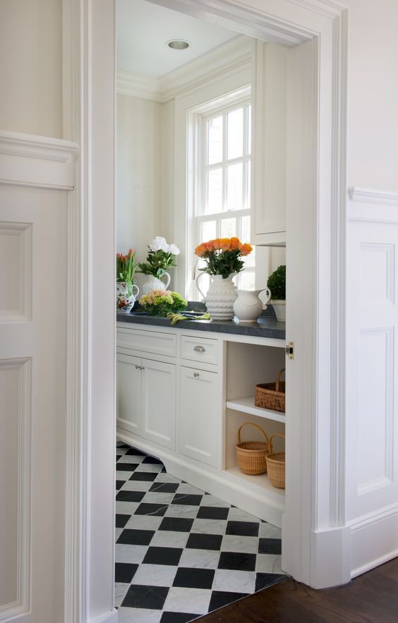 these floors are going in my mushroom and laundry with white rh in pinterest com White Laundry Room Cabinets White Custom Cabinets
