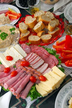 How to Cater With Heavy Appetizers | Heavy appetizers, Wedding ...