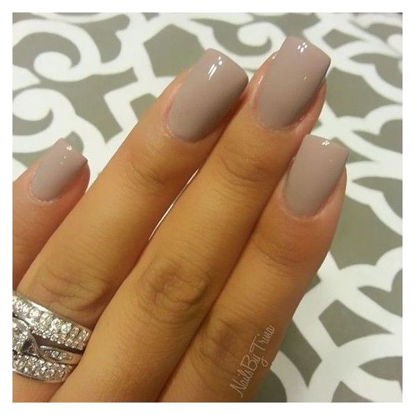 39 Dnd Gel Polish Seasoned Beige Nails Pinterest Liked On