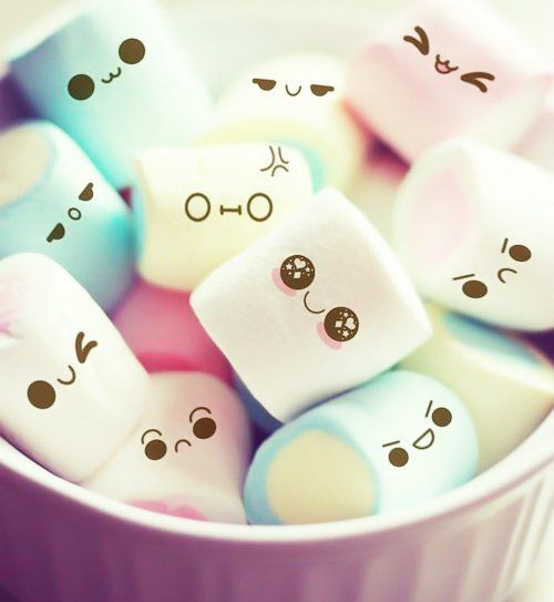 What Is Kawaii You Ask Kawaii Is A Japanese Term Used To Describe A Level Of Cuteness Or Lova Cute Marshmallows Cute Wallpaper For Phone Wallpaper Iphone Cute