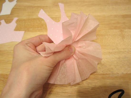 How To Make Tutu Decor Tutus Ballerina Birthday Ballerina