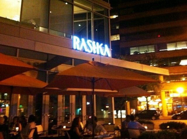 Rasika In Dc Indian Restaurant