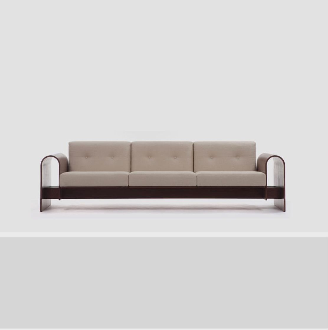 On Sofa By Oscar Niemeyer Available At Espasso Midcentury Modern