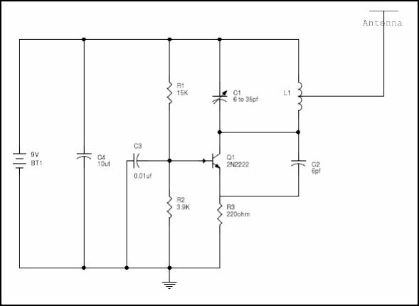 Simple Fm Radio Jammer Circuit Working And Applications Fm Radio Circuit Jammer
