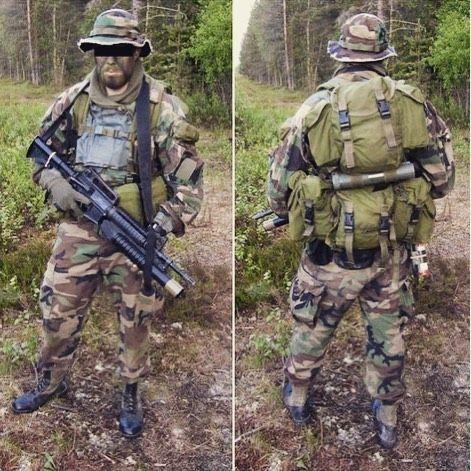LBT-1195A | 1980s-90s ALICE gear | Tactical gear, Military