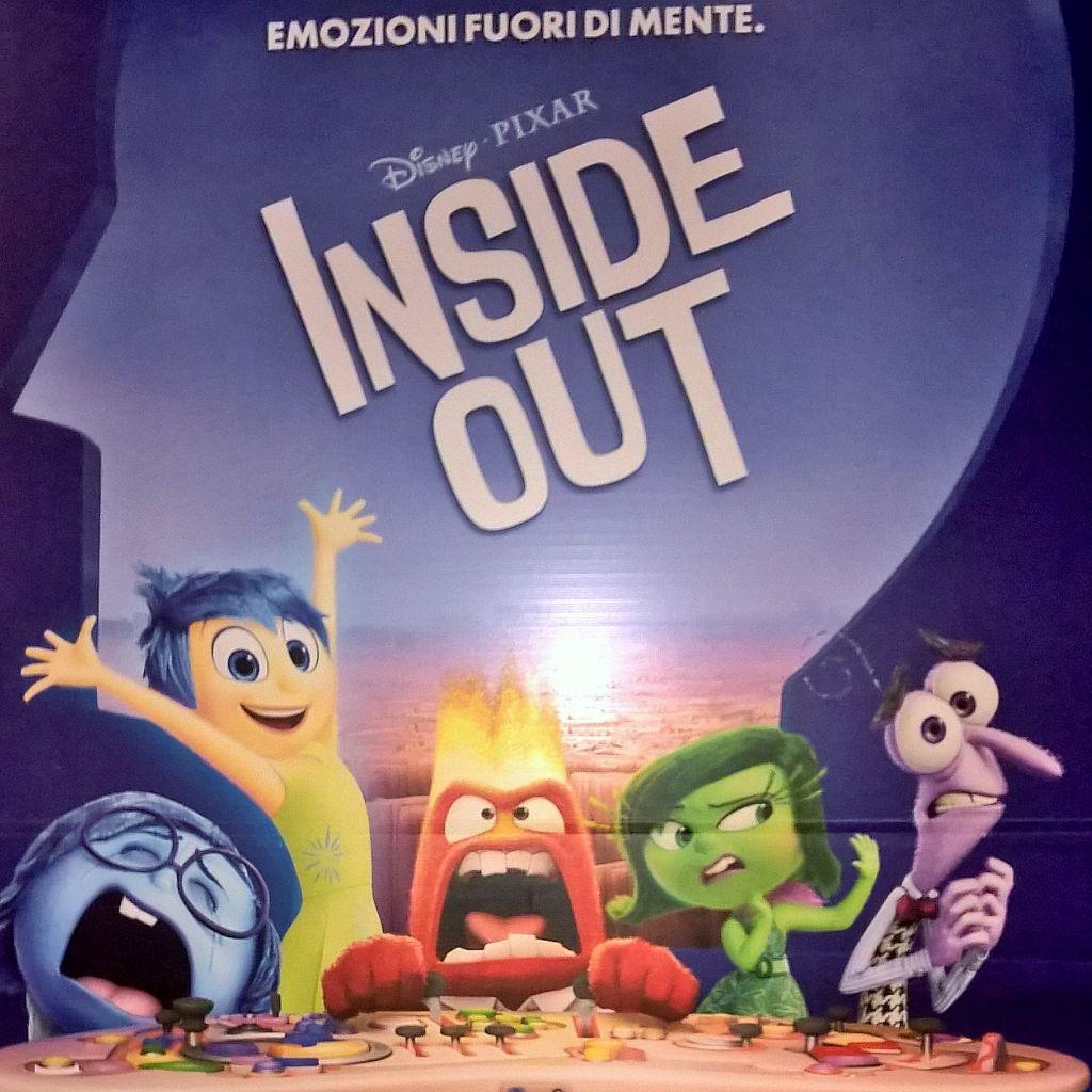 #nextweek to the #cinema #Fiamma #fulgor #Marconi #Principe #insideout  #Disney #fear #disgust #joy #sadness #anger #Florence #emotion www.staseraalcinema.it