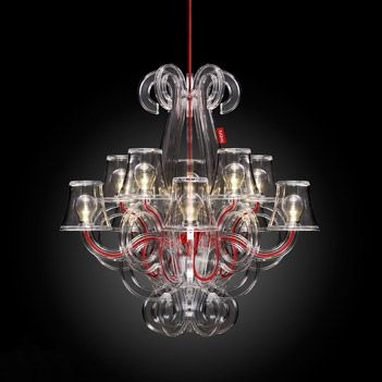 Rockcoco Led Chandelier Ip65 Rated So