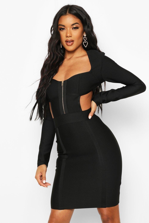 15++ Zip up dress ideas