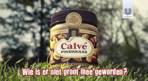Calvé Pindakaas, Wie is er niet groot mee geworden?