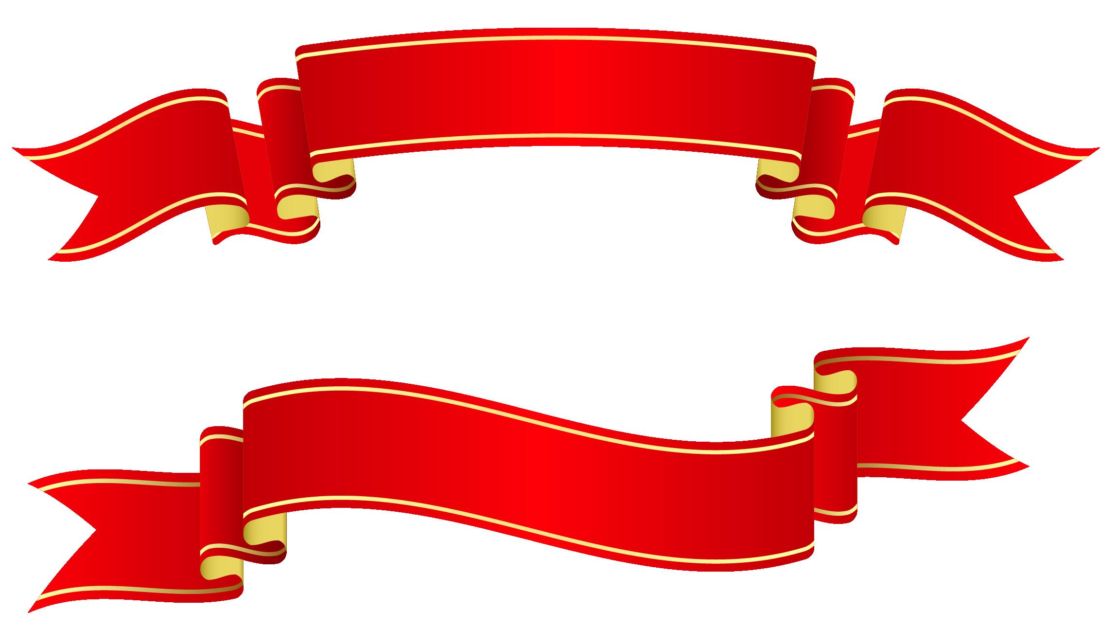 Craft Banner Templates : Ribbon Banner Template - ClipArt Best ...