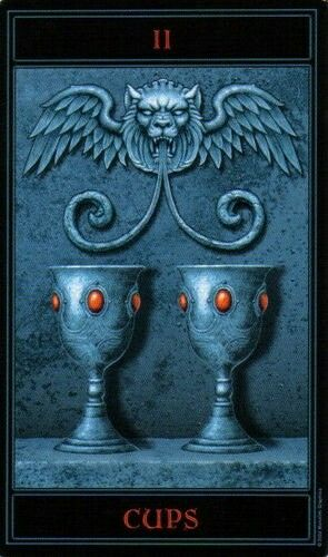 Two of Cups