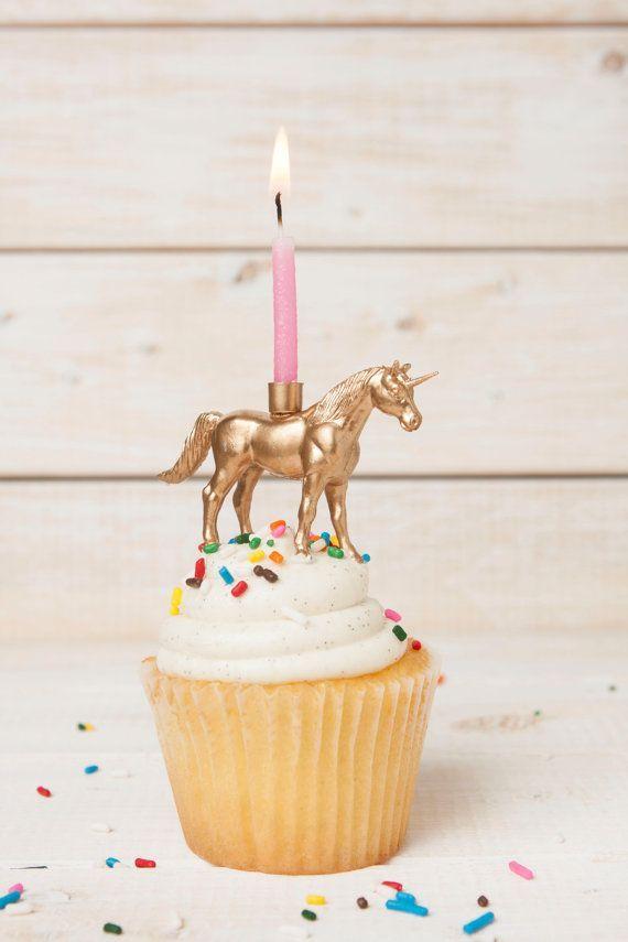 Gold Unicorn serviesje Gold Unicorn Party Decor Kids Party Decor