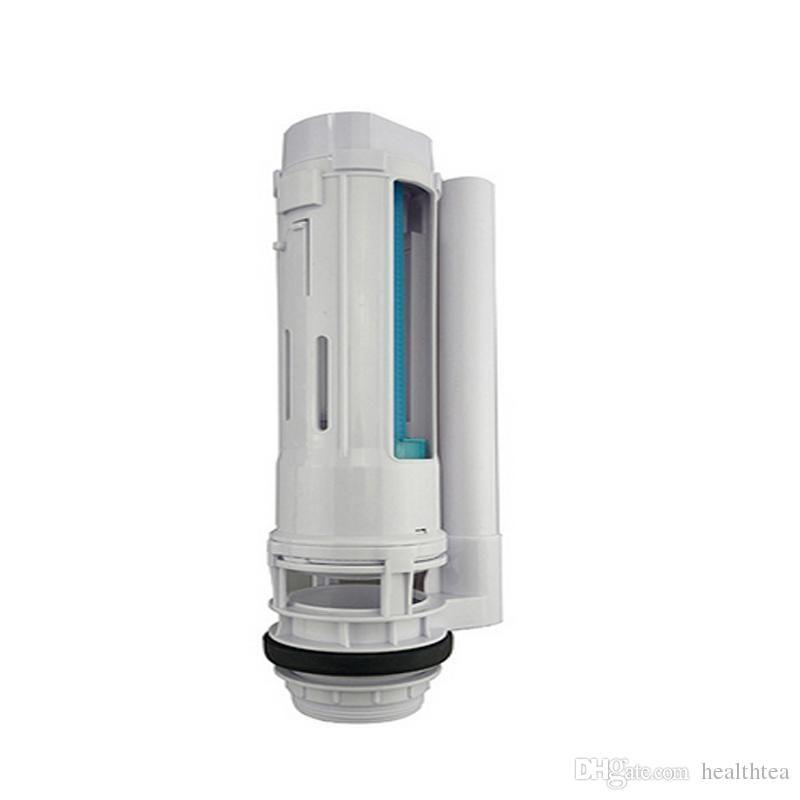 Toilet Fill Parts Water Tank Drain Flush Valve Button Kit Repair Accessories