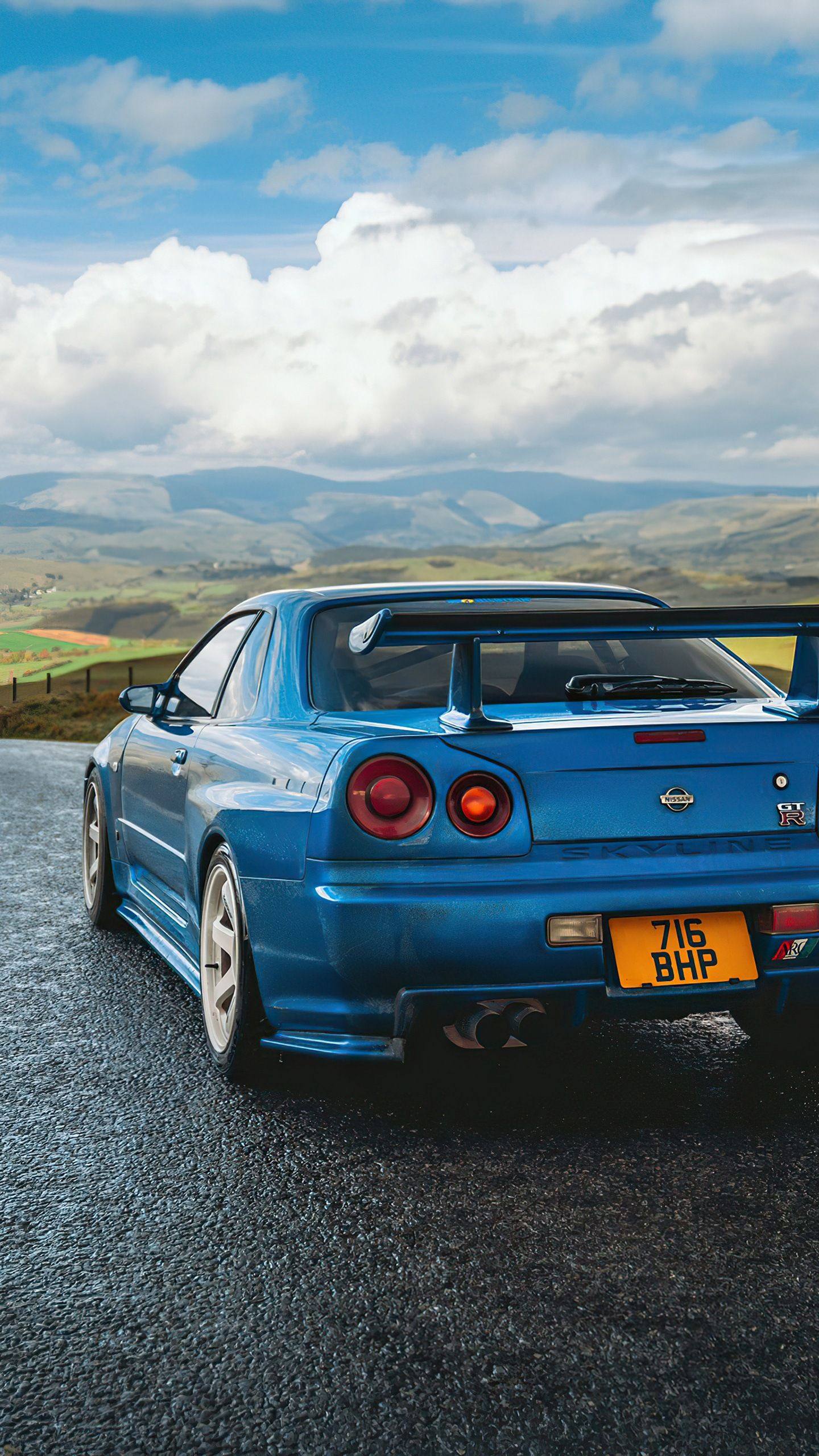 Cars Mobile Full Hd Wallpapers 1440x2560 002 In 2021 Nissan Skyline R34 Nissan Gtr Skyline Nissan Skyline