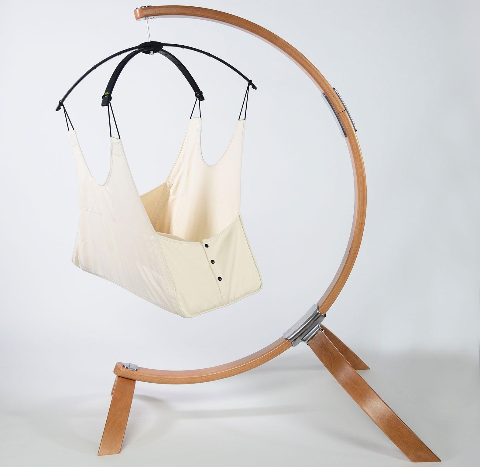 in love with this eco friendly baby rocker hushamok okoa hammock giveaway  win a free hushamok organic baby hammock worth  599      rh   pinterest