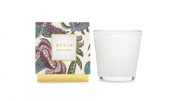 Aerin Lauder, Wild Mulberry Candle, Buy Online at LuxDeco