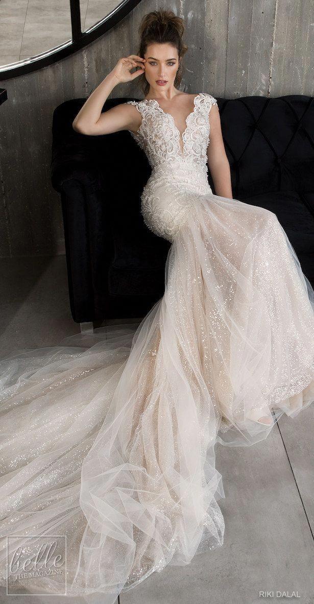 Riki Dalal Wedding Dresses Spring 2019 Glamour Bridal
