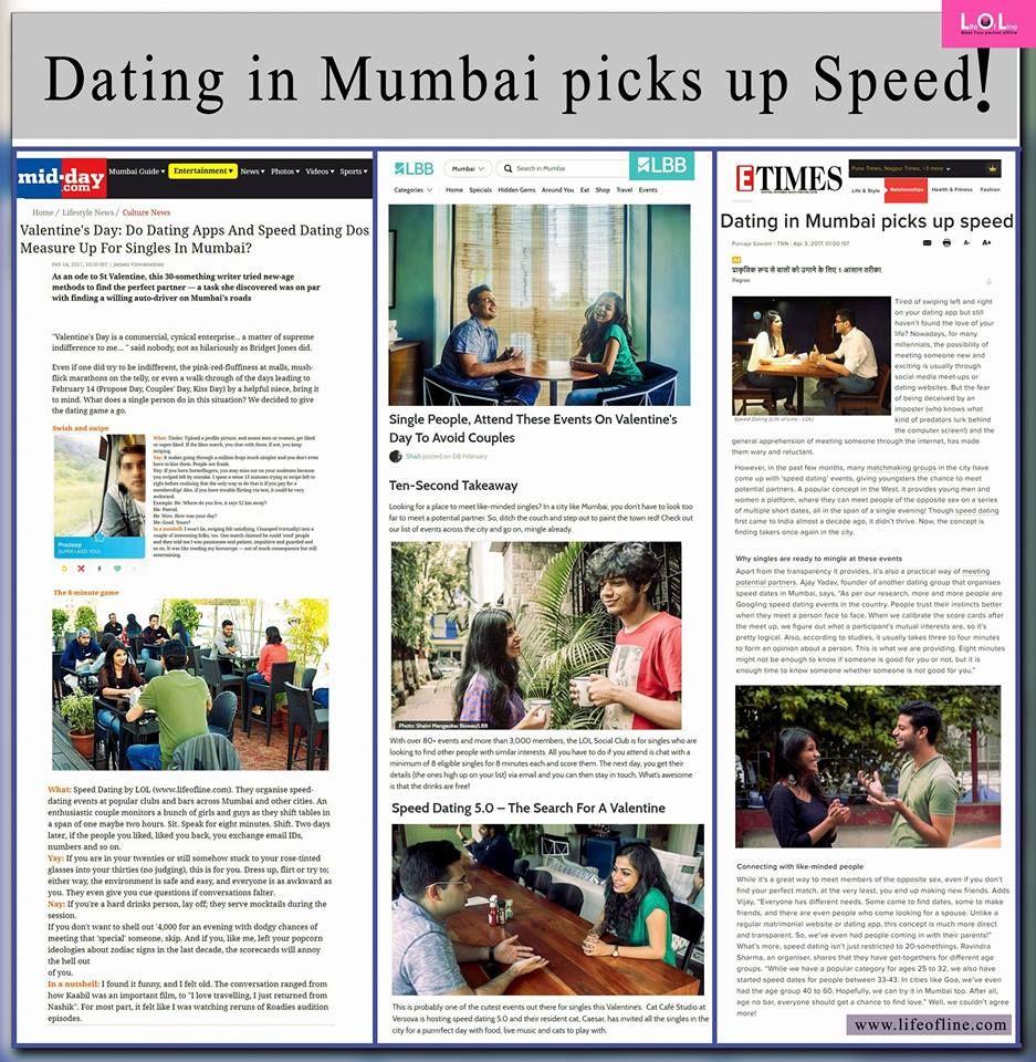 Mumbai hastighet dating
