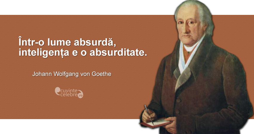 Citate Celebre Despre Absurditate Reality Goethe Movie Posters