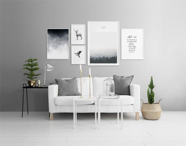 in der Gruppe Inspiration / Wohnzimmer bei Desenio AB (insp8084) #deseniobilderwand