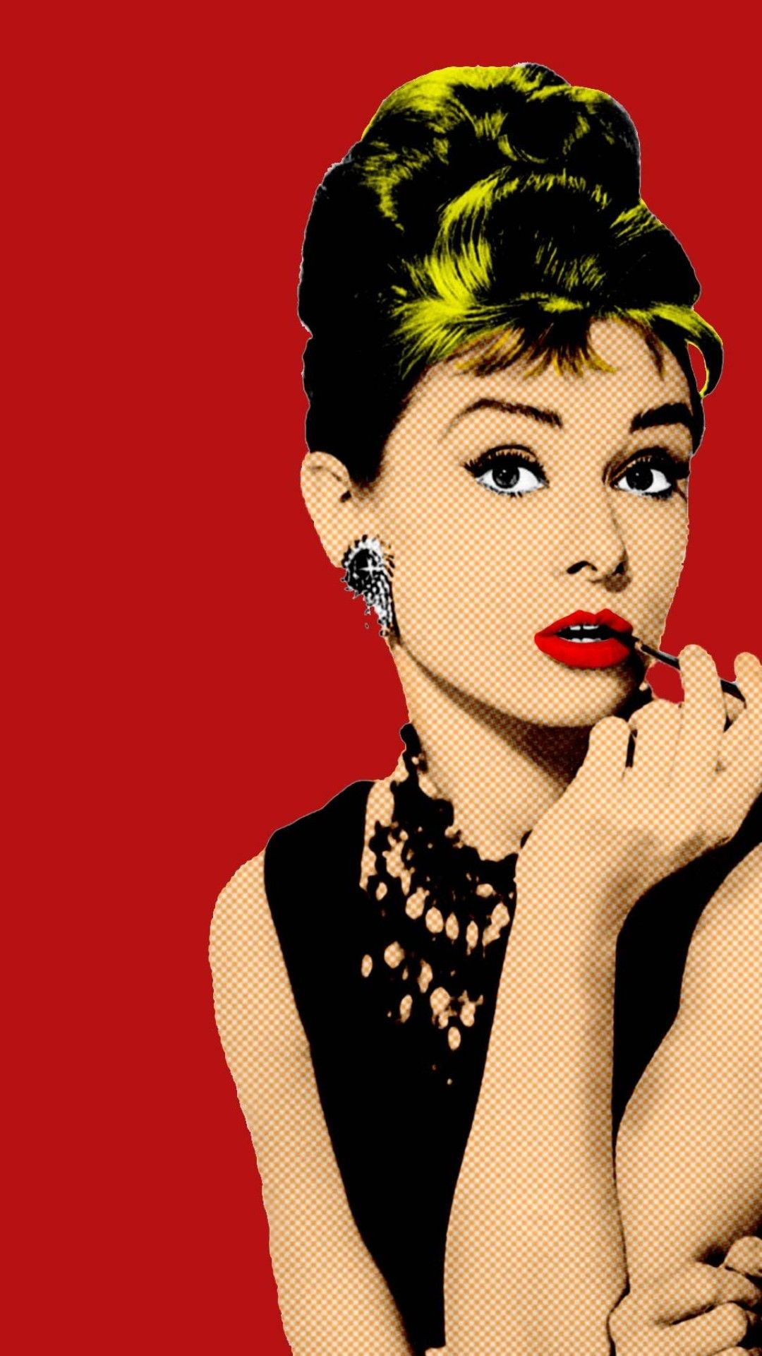 Pin by Byron Appleget 4 on Audrey Art Audrey hepburn
