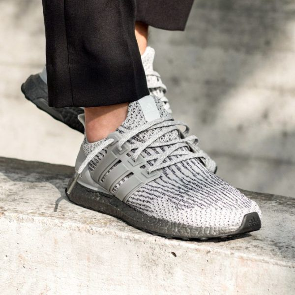 282cf5e6272f3 adidas Ultra Boost 3.0 Triple Grey in 2019