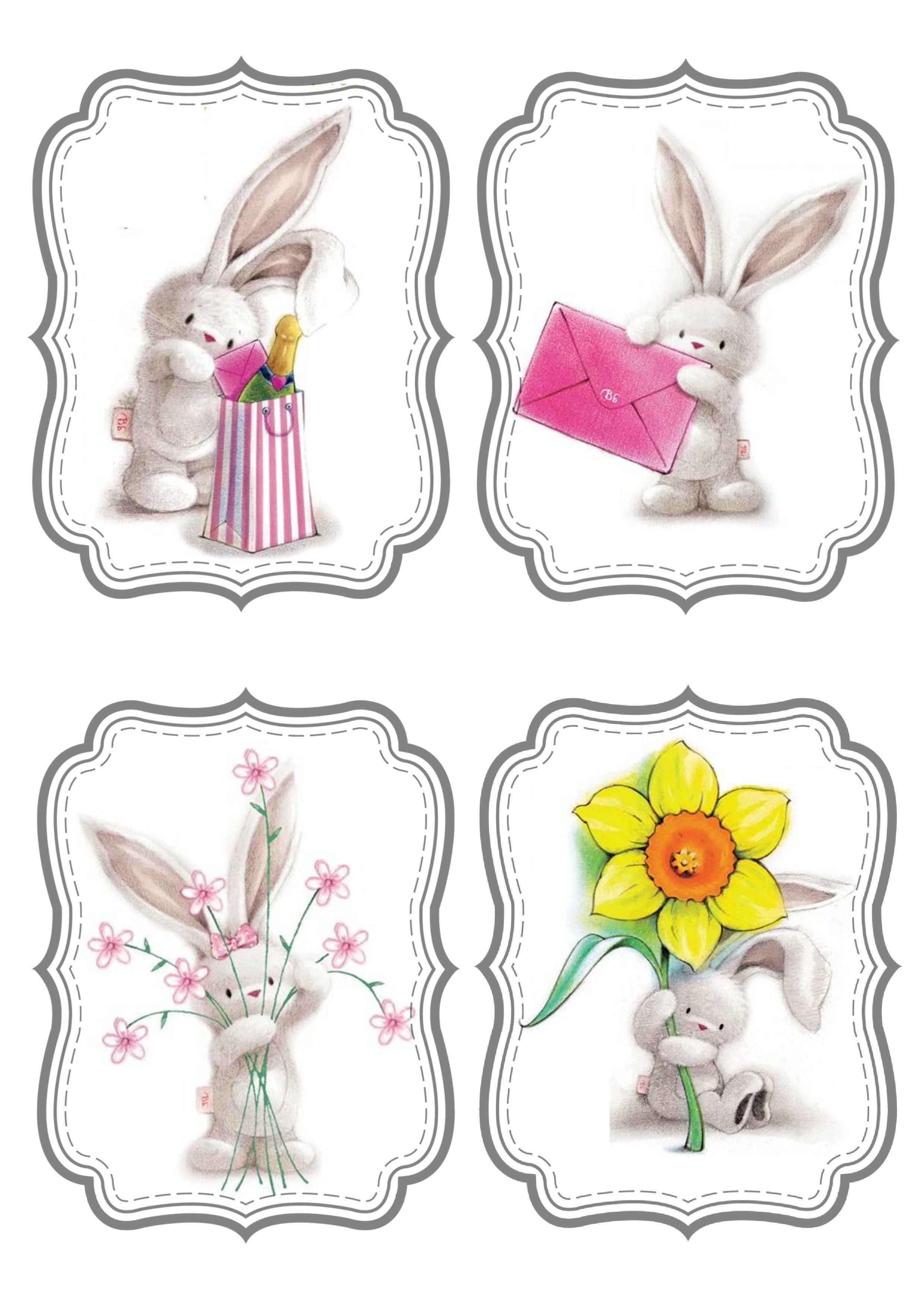 Cute tags for Mason jars | Мишки, Зайки и другие | Pinterest ...