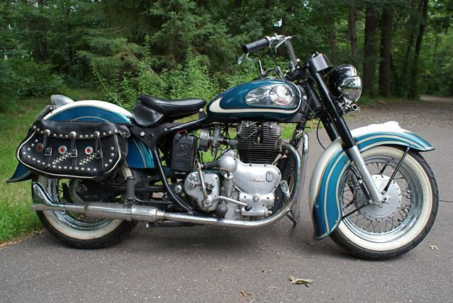 Royal Enfield Indian Chiefre Was One Of The Companies Used By