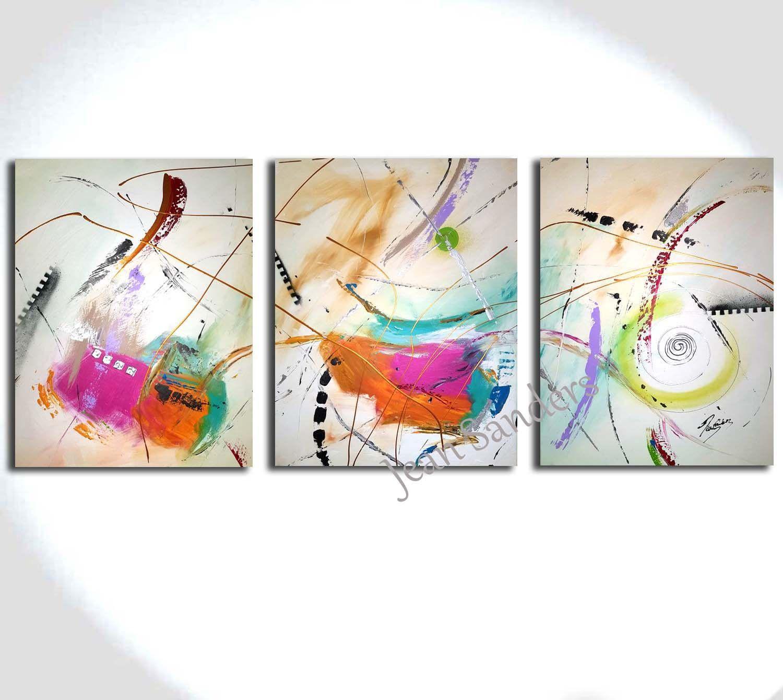 Pin On Abstrakte Bilder Gemalde Wanddeko