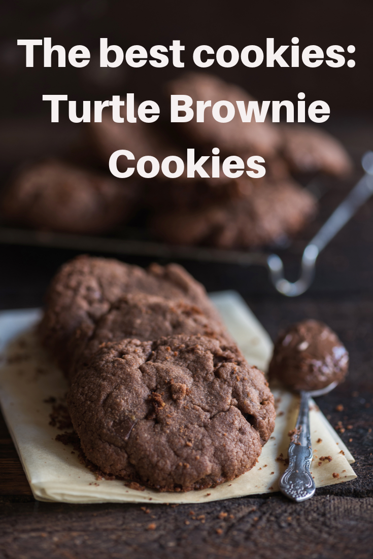 Recipe: Turtle Brownie Cookies - Lemonade Is For Wusses #turtlebrownies Recipe: Turtle Brownie Cookies - Lemonade Is For Wusses #turtlebrownies Recipe: Turtle Brownie Cookies - Lemonade Is For Wusses #turtlebrownies Recipe: Turtle Brownie Cookies - Lemonade Is For Wusses #turtlebrownies
