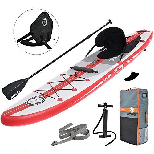 Zray Inflatable Paddle Board With Seat 9 10 Quot Sup Package