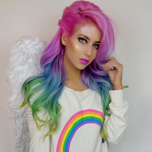 Wearing My Foxylocks Hair Extensions Code Foxyamy For Free