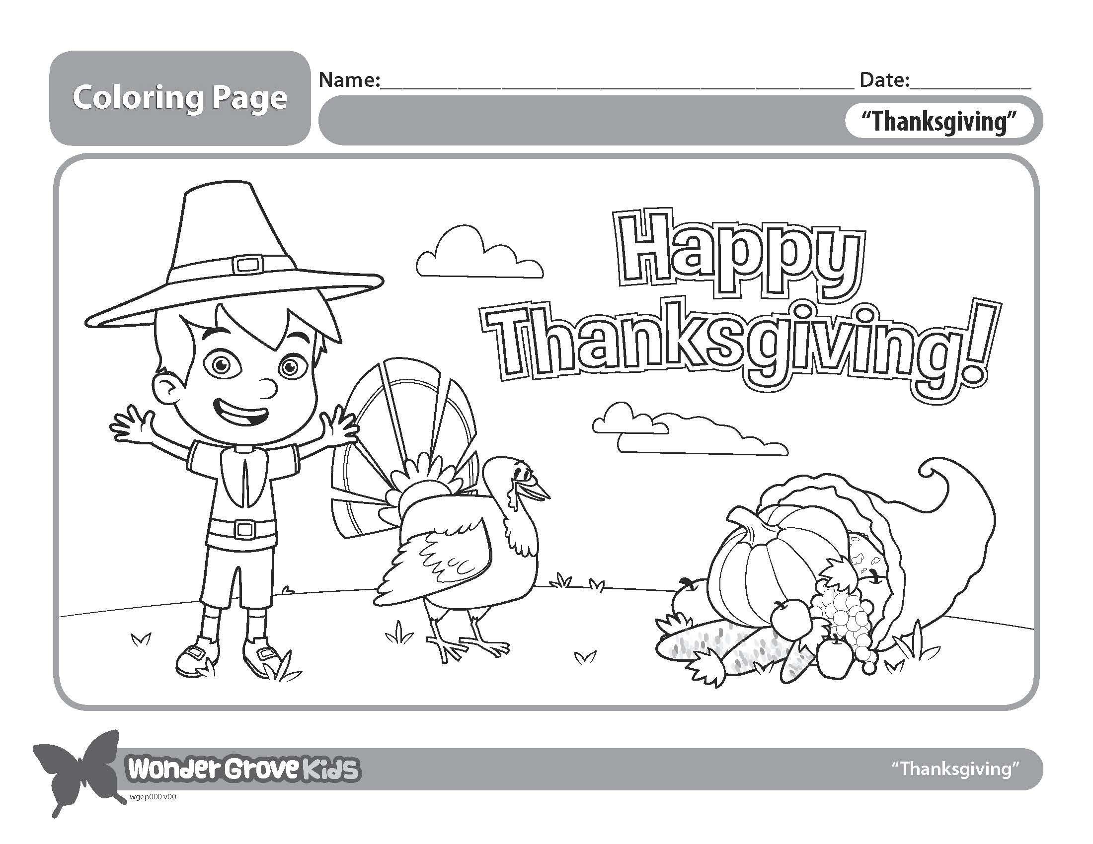 Pin By Wondergrove Kids On Thanksgiving Pins