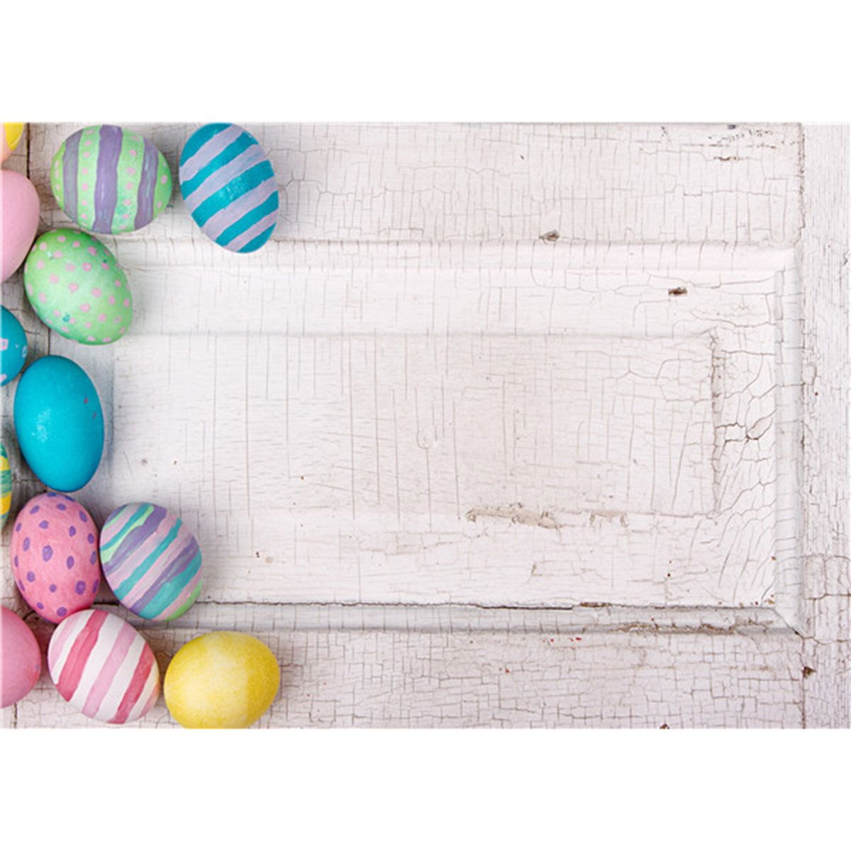 5x7ft Easter Eggs Photography Photo Background Photoprops