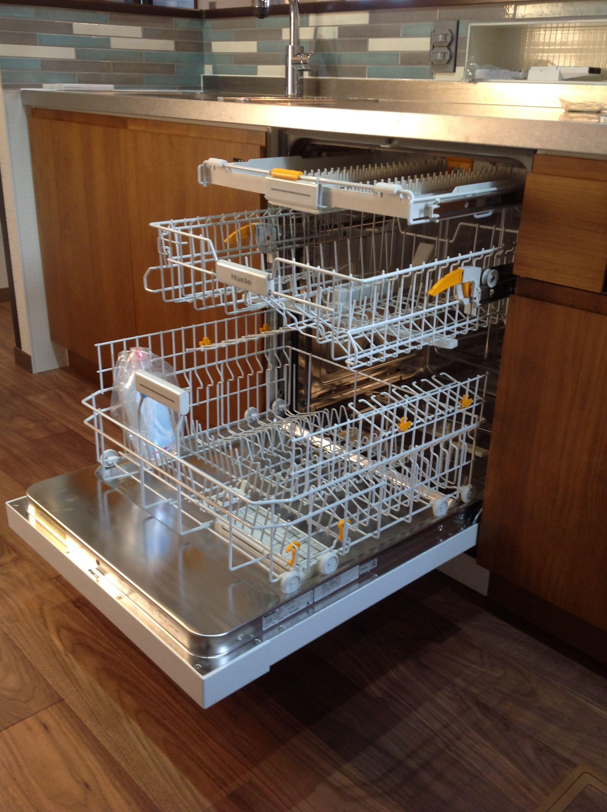 #ミーレ食洗機   #大容量  #スペースラボ