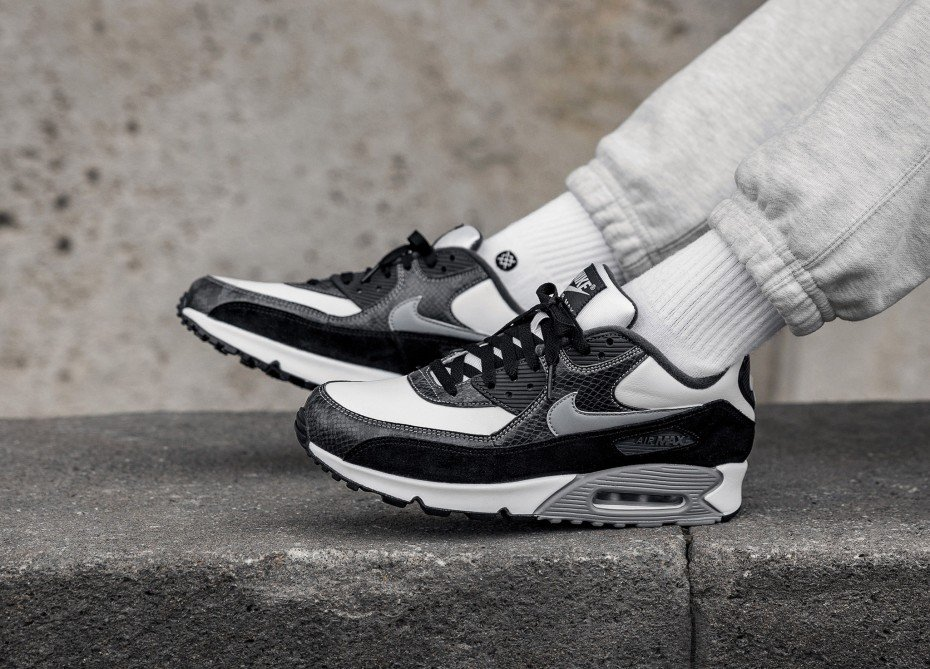 Take A Look At The Nike Zoom Light QS White Black