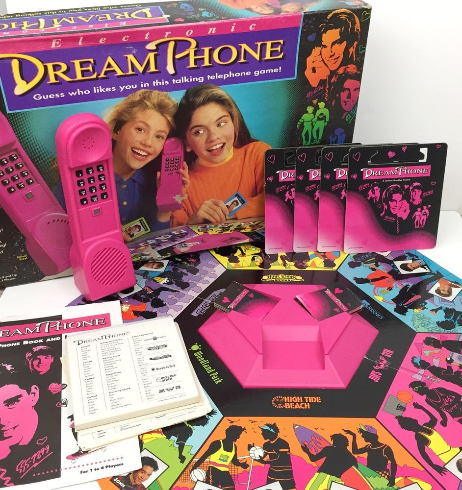 how to play dream phone