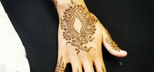 Mehendi design simple arabic mehndi designs front hand also rh za pinterest