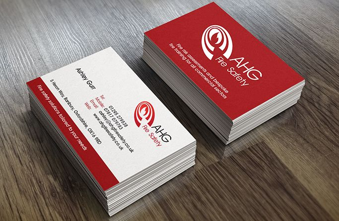 Ahg business cards by rogers graphic design brand identity design ahg business cards by rogers graphic design colourmoves Image collections