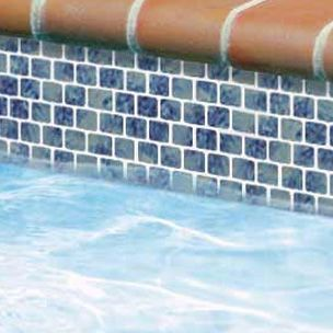 National Pool Tile Mini Koyn 1 1/8\