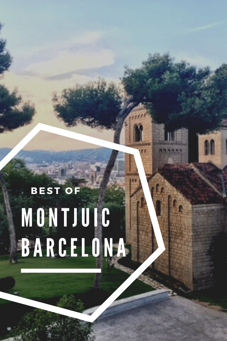 We searched and found the 8 best places to visit in Montjuic. Make the most of your travel to Montjuic with this list of instagrammable spots.  #montjuic #montjuiccastle #barcelona-turisme #barcelonacity #barcelona2019 #pobleespanyol #majicfountain #majicfountainofmontjuic #palaunacional #palaunacionaldemontjuic #mnac