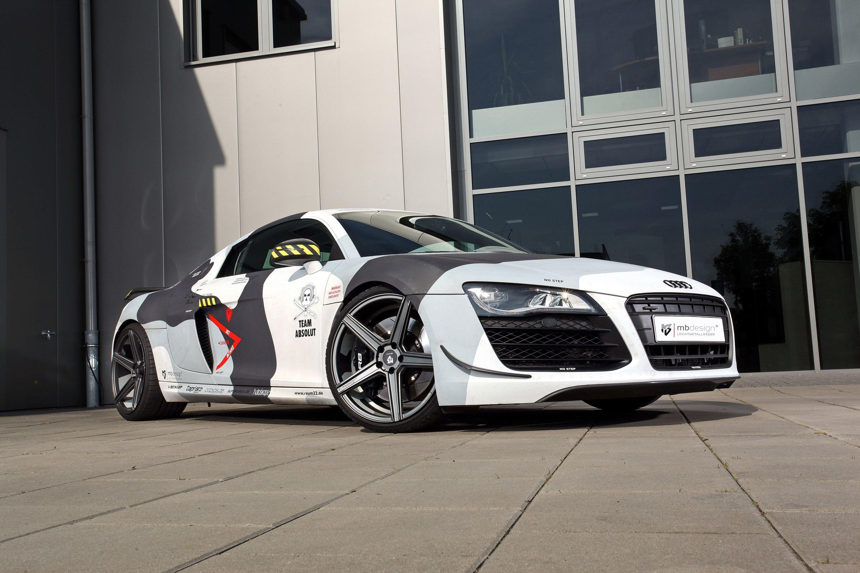 Audi mbdesign audi r8