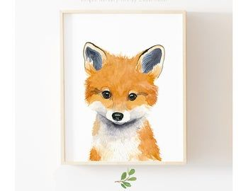 'Fox Tumbles' Poster by Trunchbull
